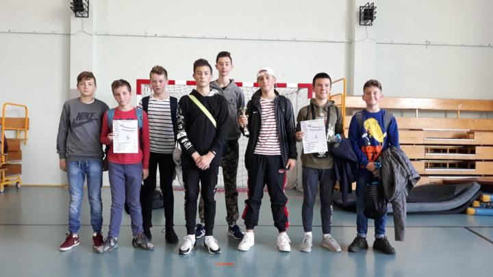 Koszykówka 3 x 3 chłopców – Igrzyska Młodzieży Szkolnej