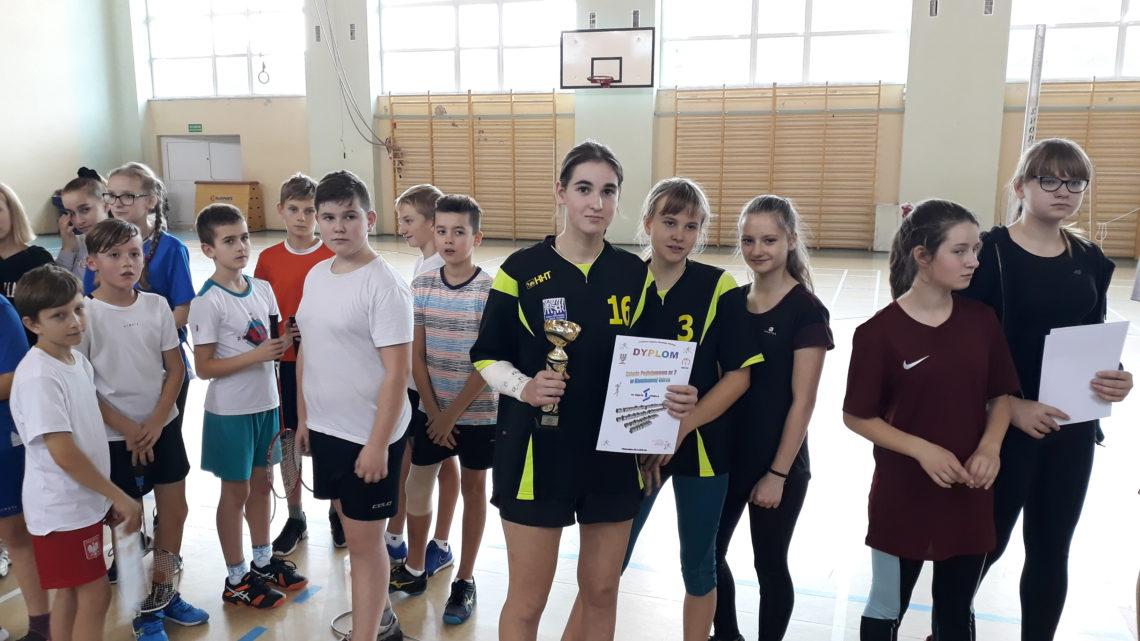 Badminton dziewcząt i chłopców – Igrzyska Dzieci oraz Igrzyska Młodzieży Szkolnej