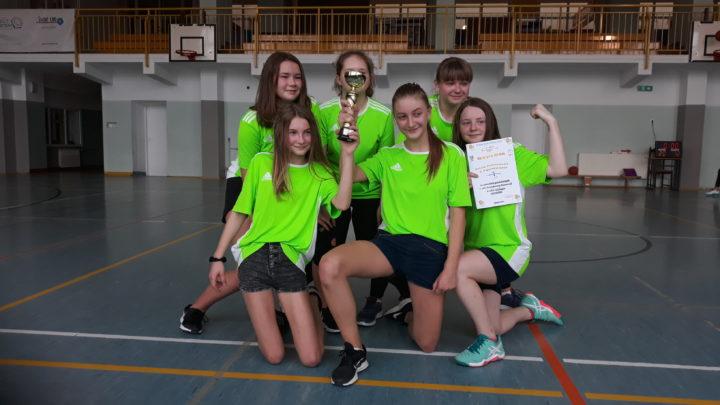 Piłka Koszykowa dziewcząt – Igrzyska Młodzieży Szkolnej