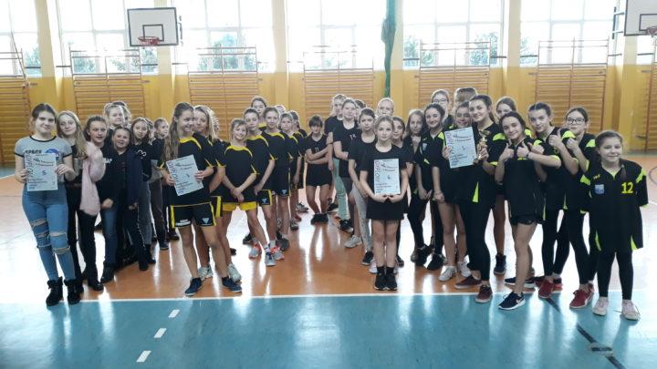 Mini piłka koszykowa dziewcząt – Igrzyska Dzieci