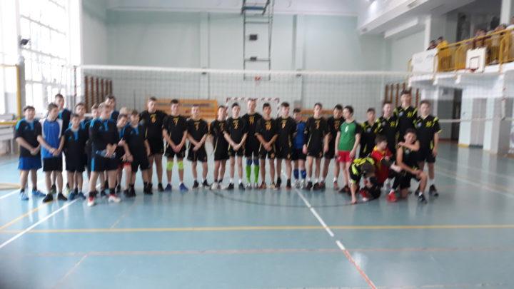 Piłka siatkowa chłopców – Igrzyska Młodzieży Szkolnej