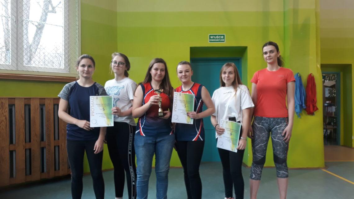 Tenis stołowy dziewcząt i chłopców – Licealiada