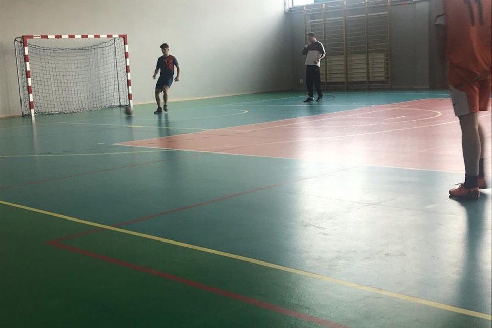 Halowa piłka nożna dziewcząt i chłopców – Licealiada