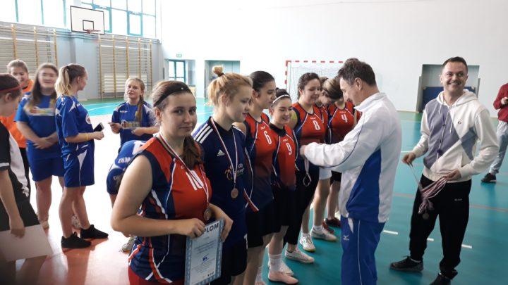Finał Strefy Jeleniogórskiej w halowej piłce nożnej dziewcząt Szkół Licealnych