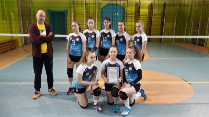 Półfinał Strefy Jeleniogórskiej w piłce siatkowej dziewcząt – Igrzyska Młodzieży Szkolnej
