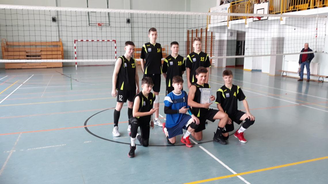 Półfinał Strefy Jeleniogórskiej w piłce siatkowej chłopców – Igrzyska Młodzieży Szkolnej