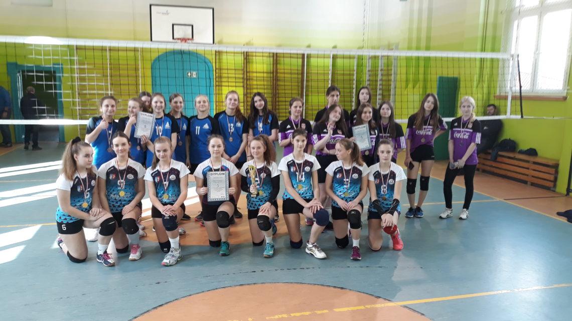 Finał Strefy Jeleniogórskiej w piłce siatkowej dziewcząt – Igrzyska Młodzieży Szkolnej