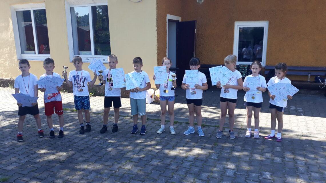 Zawody Powiatowe klas II w trójboju lekkoatletycznym