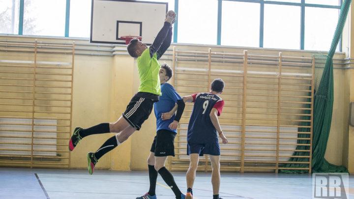 Turniej halowej piłki nożnej chłopców