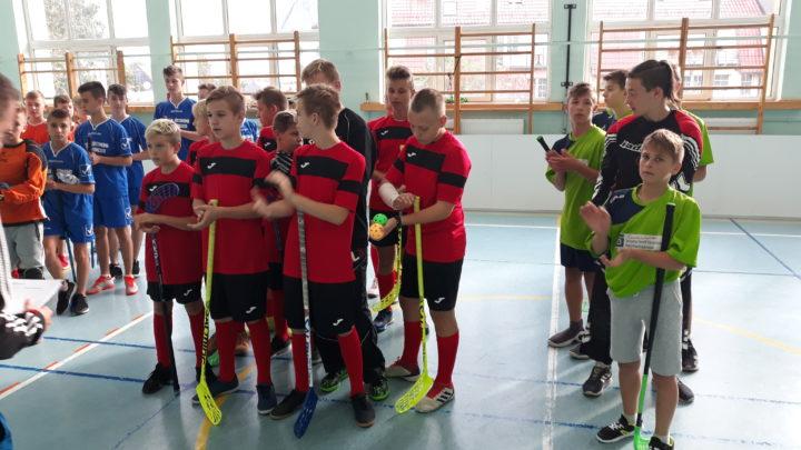 Unihokej chłopców – Igrzyska Młodzieży Szkolnej