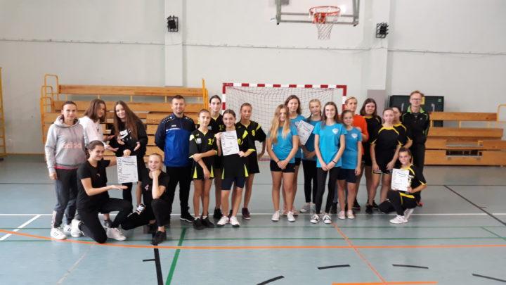 Koszykówka 3×3 dziewcząt – Igrzyska Młodzieży Szkolnej