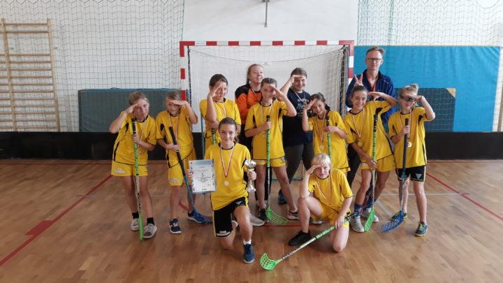 Finał Strefy Jeleniogórskiej w unihokeju dziewcząt – Igrzyska Dzieci