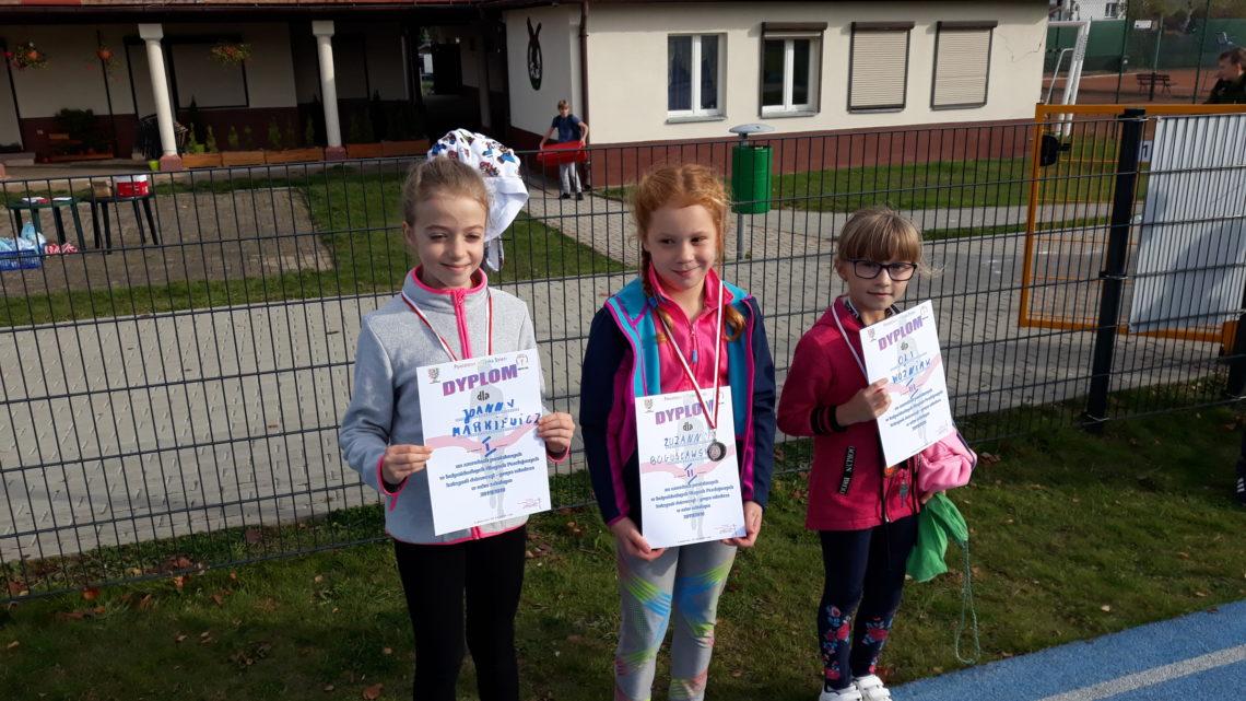 Indywidualne/drużynowe biegi przełajowe – Igrzyska Dzieci dziewcząt i chłopców