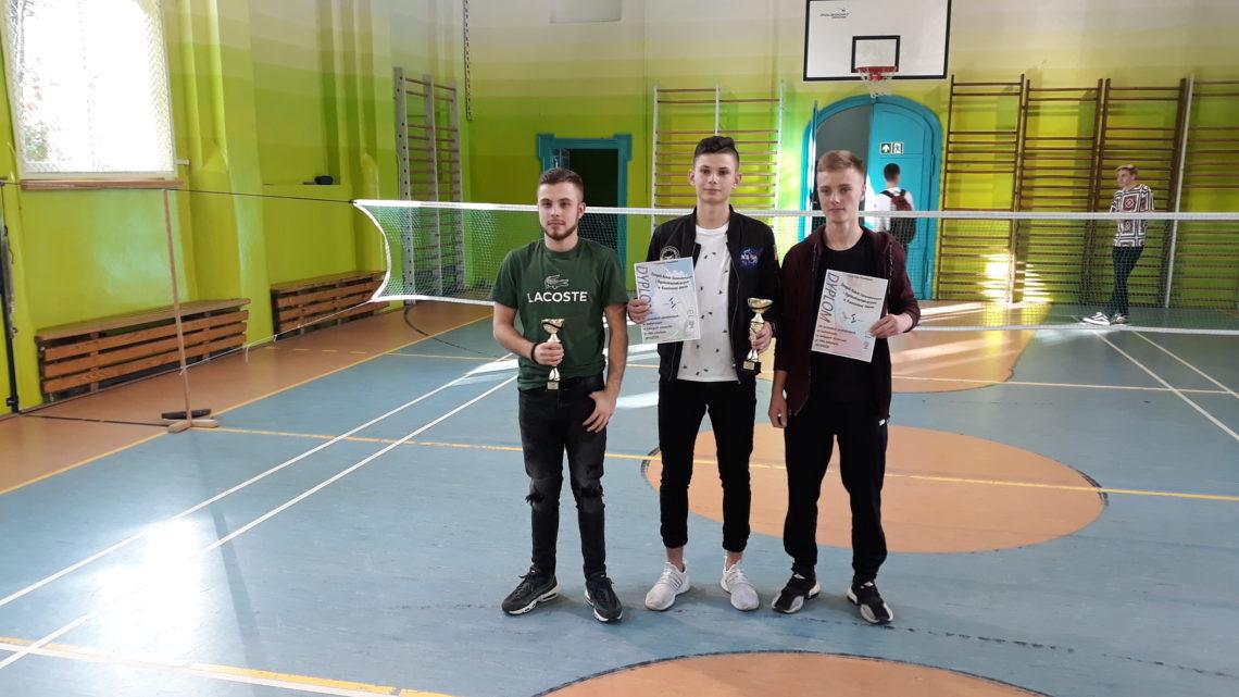 Badminton dziewcząt i chłopców -Licealiada
