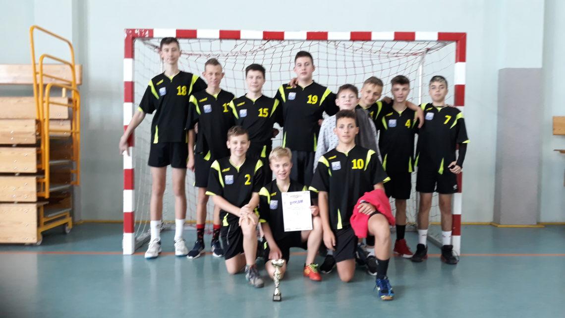 Piłka Koszykowa chłopców – Igrzyska Młodzieży Szkolnej