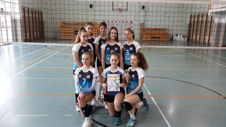 Piłka siatkowa dziewcząt – Igrzyska Młodzieży Szkolnej