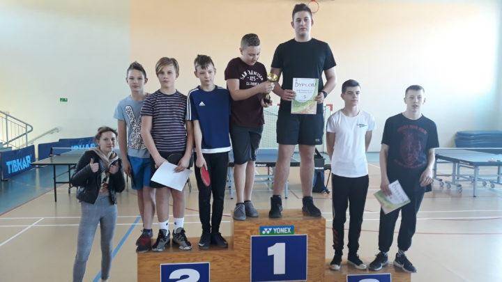 Tenis stołowy dziewcząt i chłopców – Igrzyska Dzieci oraz Igrzyska Młodziezy Szkolneej