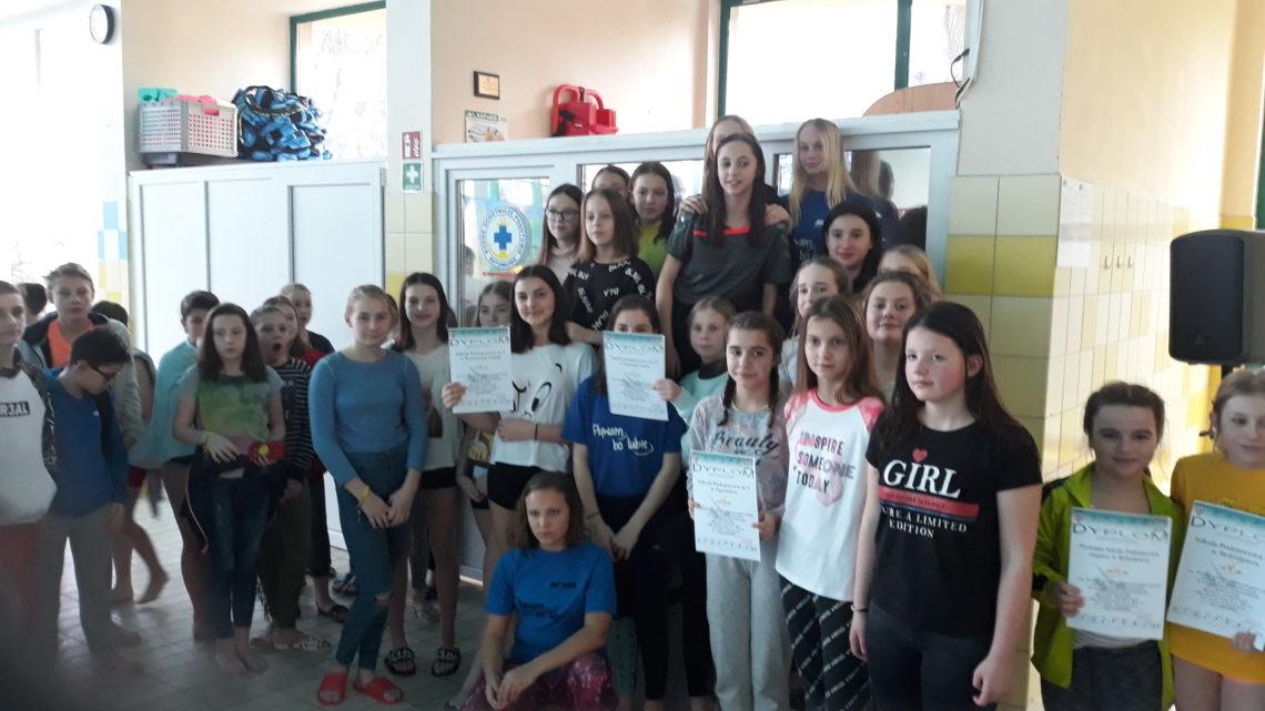 Finał Strefy jeleniogórskiej w pływaniu drużynowym dziewcząt i chłopców – Igrzyska dzieci