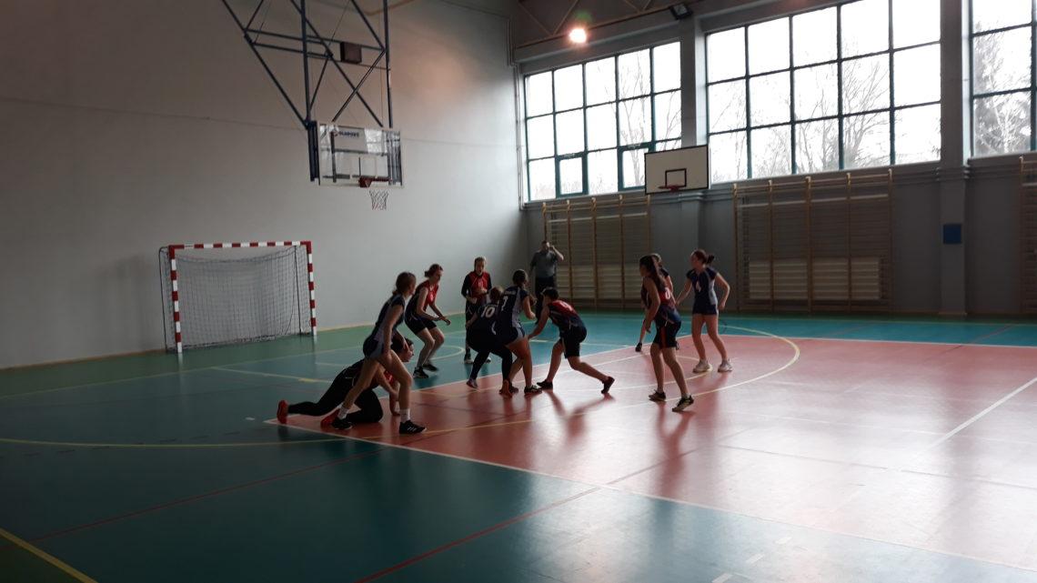 Piłka koszykowa dziewcząt i chłopców – Licealiada