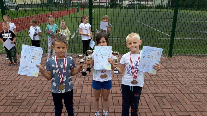 Zawody Powiatowe w trójboju lekkoatletycznym klas I