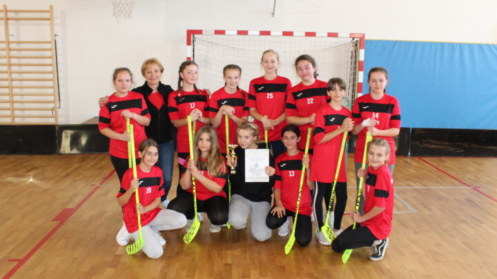 Unihokej dziewcząt Igrzyska Młodzieży Szkolnej
