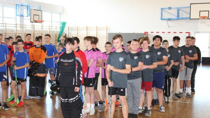 Unihokej chłopców Igrzyska Młodzieży Szkolnej