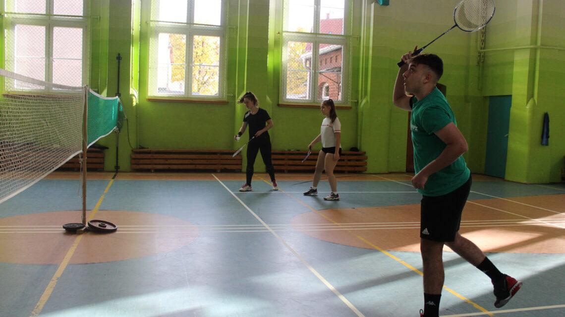Badminton dziewcząt i chłopców – Licealiada Powiatowa